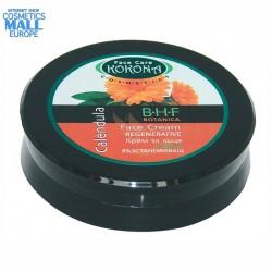 Calendula, regenerative face cream BOTANICA B.H.F. | Kokona Cosmetics