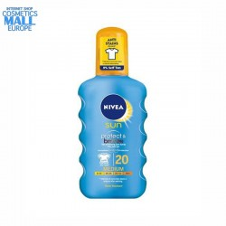 NIVEA Sun Protect & Bronze SPF20 Spray | NIVEA