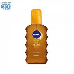 Спрей-олио за тен NIVEA Sun   NIVEA