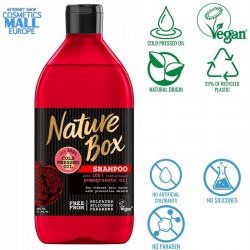 Shampoo NATURE BOX Pomegranate