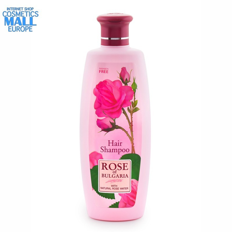 SHAMPOO FOR ALL TYPES OF HAIR ROSE OF BULGARIA | BIOFRESH