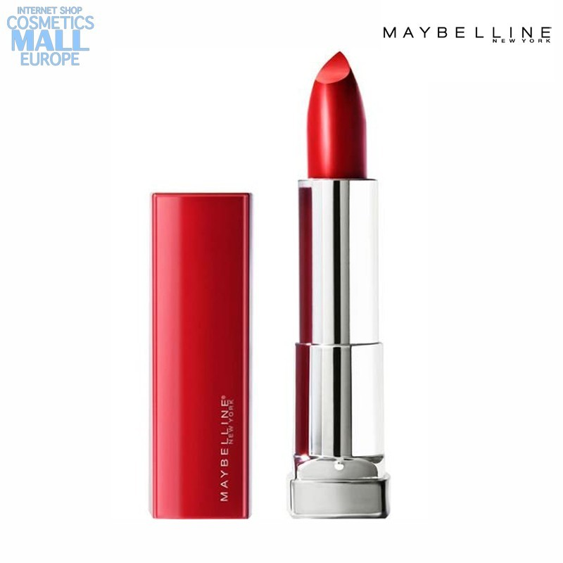 Червило Maybelline цвят 385 Ruby for Me   Maybelline Color Sensational Made for All