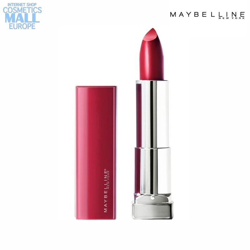 Червило Maybelline цвят 388 Plum for Me   Maybelline Color Sensational Made for All
