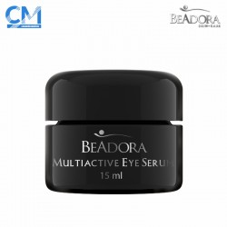 Multiactive Eye contour serum BeAdora with hyaluronic acid and snails caviar exract