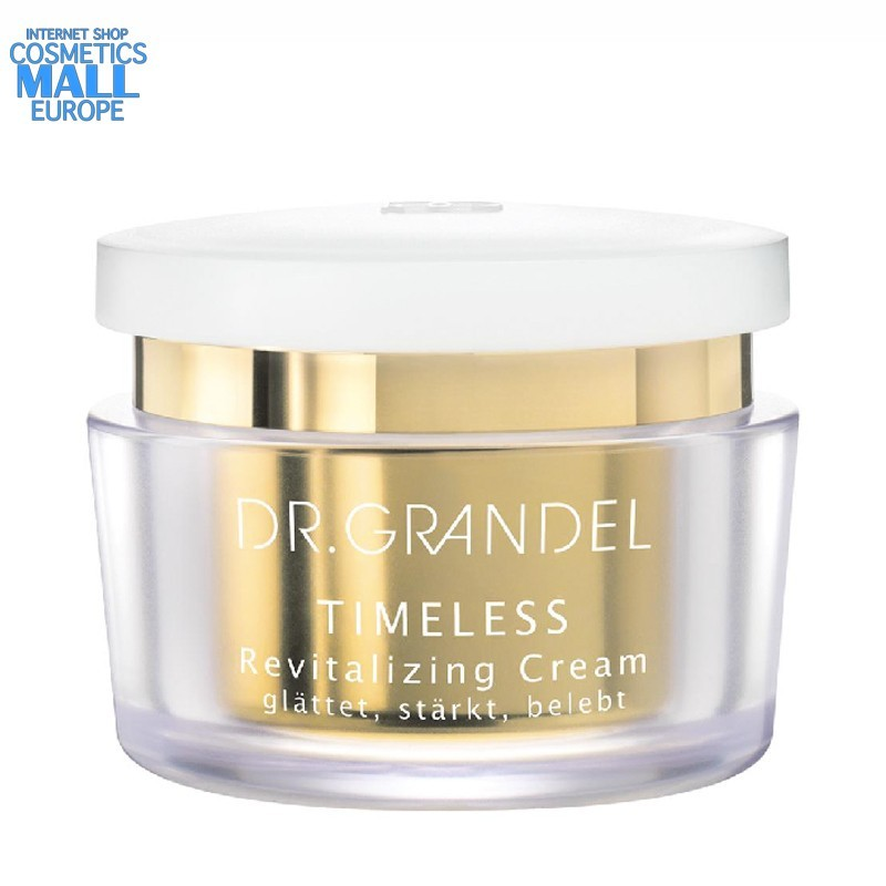 Revitalizing Cream Dr.Grandel TIMELESS, Jar