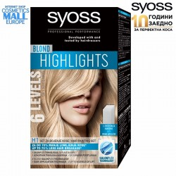 SYOSS Color Blond Highlights H1Hair Painting SYOSS Color Set