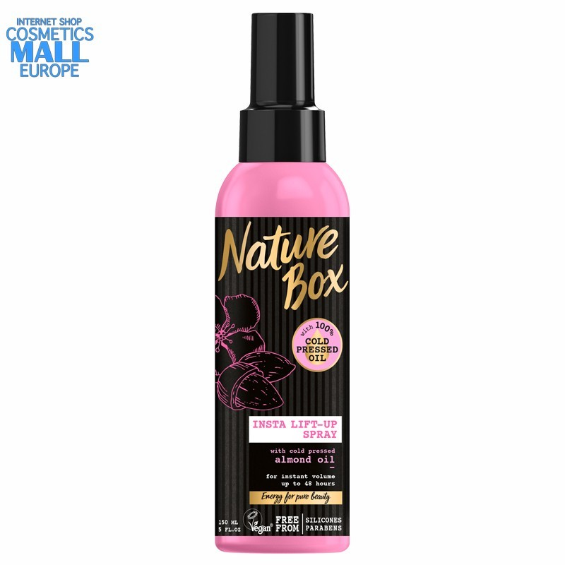Almond Oil Insta Lift-Up Spray | Nature Box