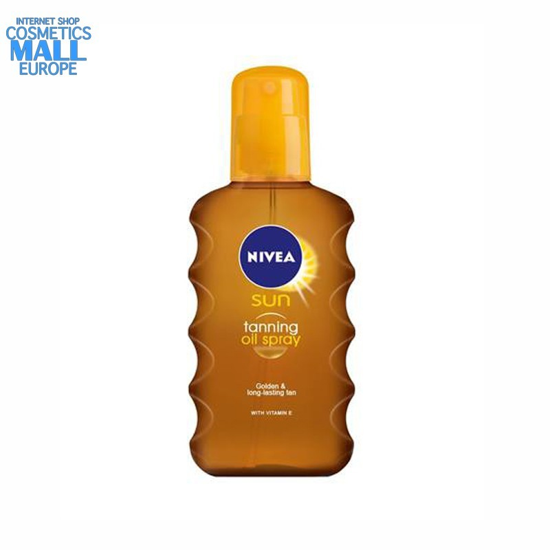 NIVEA Sun Tanning Oil Spray | NIVEA